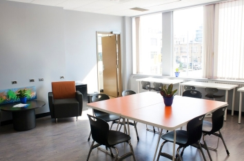 The Lounge or Community Space