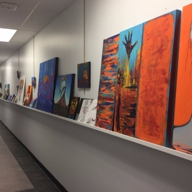 O Gallery Exhibition Featuring the art of Mackenzie Eckert