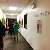 O Gallery Artist Reception Photo