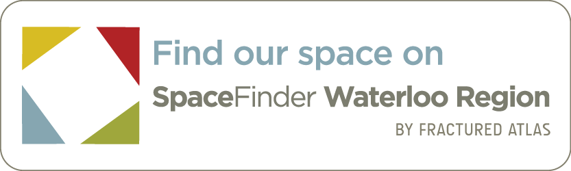 SpaceFinder Waterloo Region Button