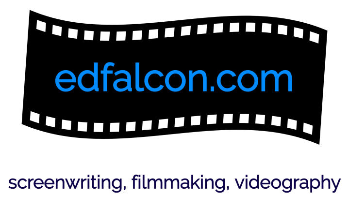 Pilgrim Falcon Productions Logo Ed Falcons Company
