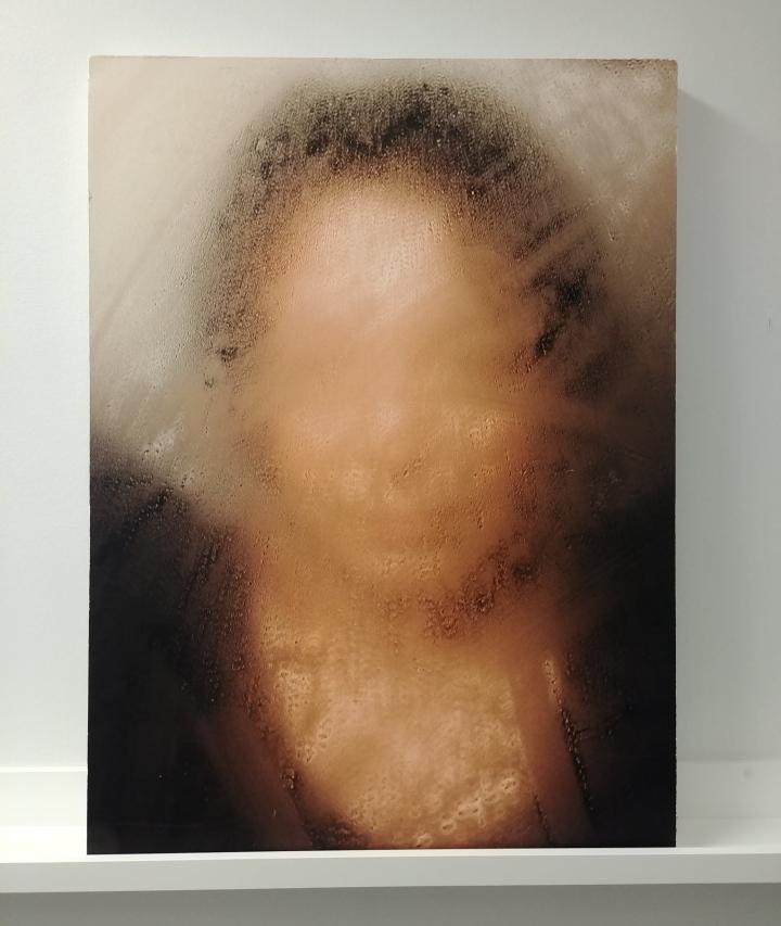 Untitled Self Portrait, 2019 Clara Laratta