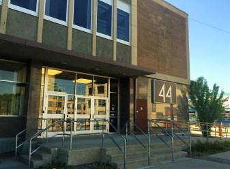 44 Gaukel with Sunlight Exterior Building