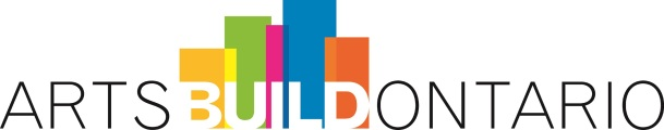 Arts Build Ontario Logo