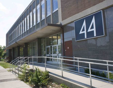 44 Gaukel Building Exterior