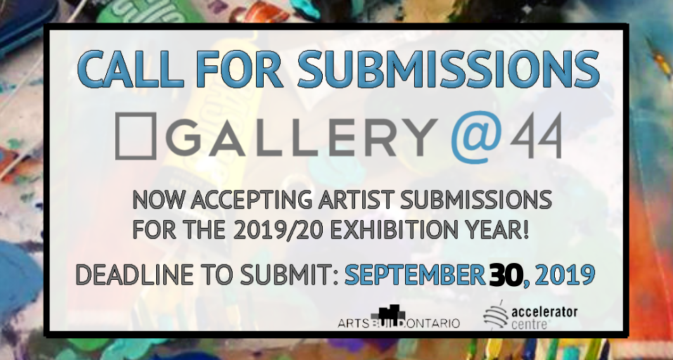 Call for Submissions – 44 GAUKEL